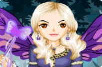 Play The Fantasy Forest Fairy Dress Up game
