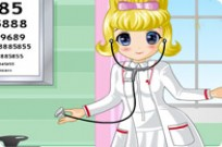 Play Doctor Girl Dress Up game