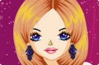 Play The Perfect Smooch Makeover game
