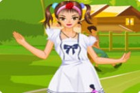 Play Summer Camp Fashion game