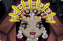 Play Vampire Queen game