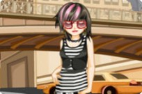 Play Dawn Loves Emo Fashion game