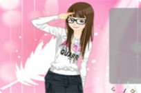 Play Special Winter Dressup game