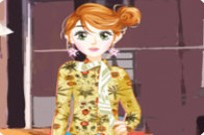 Play Interior Design Dressup game