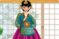 Play Korean Hanbok game