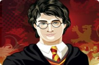 Play Harry Potter's Dressup game