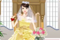 Play Amazing Bride Dress Up game