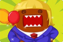 Play Domo Kun game