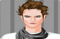 spielen Twilight - Team Edward Dress Up Spiel