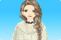 Play Fur Stylish Dress Up game