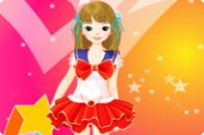 Play Chobits Cosplay Girl game
