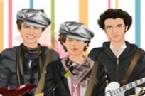 Play Real Jonas Brothers game