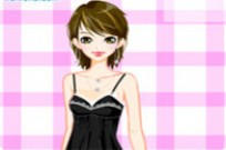 Play Lovely Blouses Dressup game