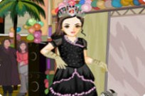 Play Kitty Cat Princess Fashion Show game