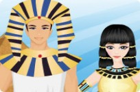 Play Egyptian King And Queen game