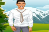 Play Tiger Woods Dressup game