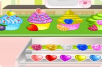 Play Baking Cupcakes game