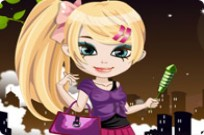 Play Fireworks Zeemo Girl game