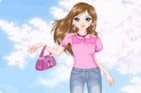 Play Classic Girly Outfits game