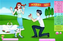 Play Romantic Proposal game
