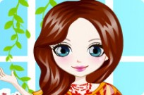 Play Flower Store Girl game