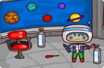 Play Cosmo The Dressup Astronaut game