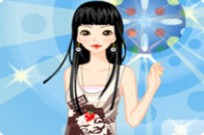 Emo Dress-up 4 Game
