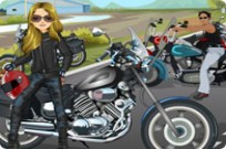 Play Biker Chic game
