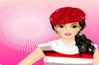 Play Winter Style Dressup game