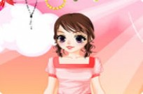 Play Colorful Dressup game