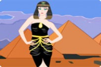 Play Queen Cleopatra Dress Up Game game