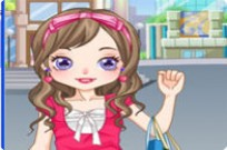 Play Shopping Cutie game