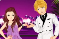 Play Couple Dress Up Game game