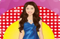 Play Glamour Hannah Montana game