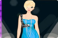 Play Beautiful Model On The Runway game