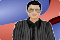 Play Cristiano Ronaldo Dress Up game