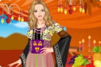 Play Moroccan Party Dress Up game