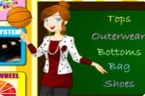 Play Teacher Dress Up game