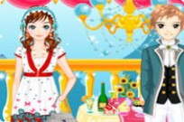 Play Romantic Dinner Dressup game
