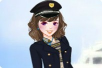 Play Navy Costume game