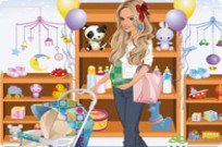 Play My Baby's First Stroller game