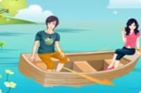 Play Romantic Boat Trip game