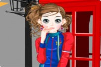 Play Phone Booth Dress Up game
