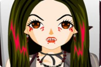 Play Vampire Makeover game