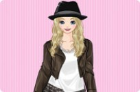 Spelen Casual Smart Dress Up spel