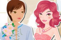 Play Valentine's Romantic Date Dress Up game
