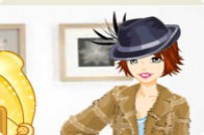 Play Winter Chic game