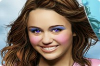 Play New Look Of Miley Cyrus game