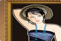 Play Claire Foy Dressup game