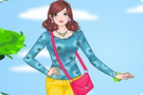 Play Miss Spring Queen game